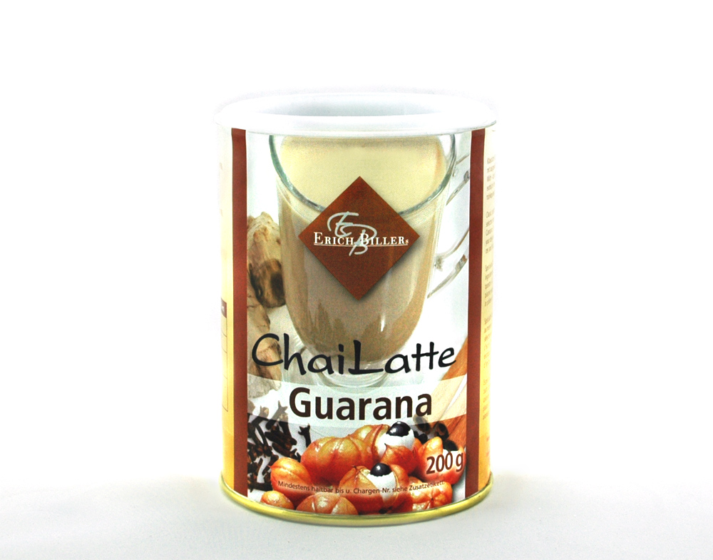 Chai-Latte Guarana